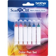 Brother Color Pens (Six Colors)