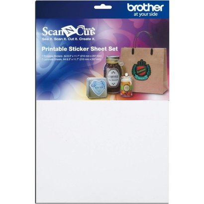 Brother Printable Sticker Sheets