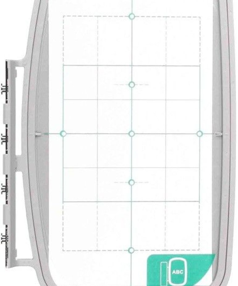 """Brother Large Hoop 4""""x6_"""" and for Inno-vis 900/500 series, SE270D series, PE300S/400D +"""