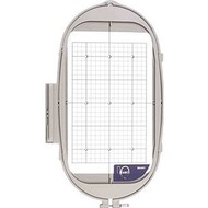"Brother Extra Large Embroidery Hoop 10_""x6_"" for 1500D.2500D.4000D.4500D"