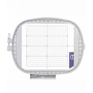 Brother Square Embroidery Hoop 8x8 for only the Quattro NV6000D