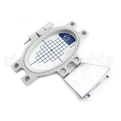 """Brother Extra Small Hoop 1""""x2"""" for PE150.170D.180D.190D.200"""