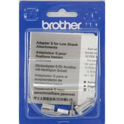 Brother Low Shank Adapter for PC6500/8500, 8200-8500-6500-ULT