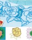 Brother Embroidery USB PR Cutwork Designs