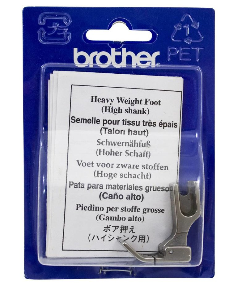 Brother Heavyweight Foot for PQ Series Sewing Machines