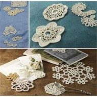 Brother Embroidery USB Crochet Lace Collection