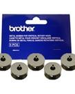 Brother Bobbins (metal) - 5 Pack for PQ series