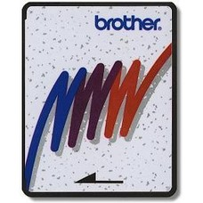 "Brother Blank 4 Megabit Card for PE-DESIGN"" 4.0 - 6.0"
