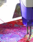 "Juki TL-2200QVP Sit18x10"" LongArm Quilting Machine, 10' Frame, Thread Trimmers"