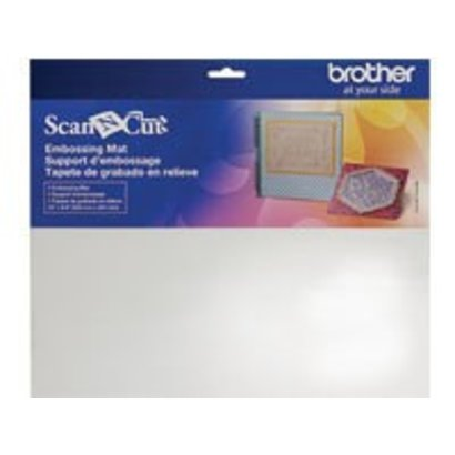 Brother Embossing Mat (above kit component)