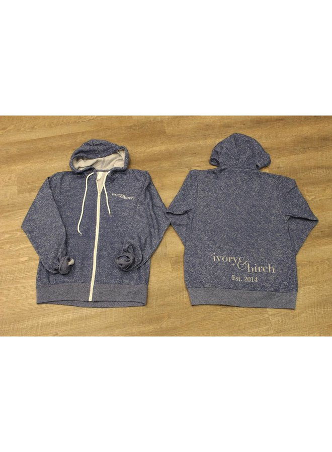 ivory & birch Logo Charity Hoodie