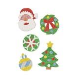 Melissa & Doug Mess Free Glitter - Christmas Stickers