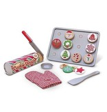 Melissa & Doug Slice & Bake Christmas Cookie Play Set