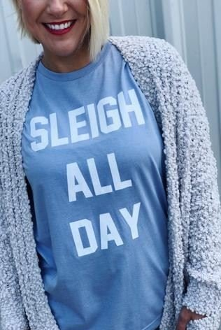 Vintage Soul Sleigh All Day Tee
