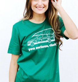 Vintage Soul You Serious Clark Truck Tee