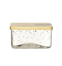 Capri Blue Mercury Jewel Box Candle - Modern Mint