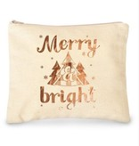 Colorbear Merry & Bright Pouch