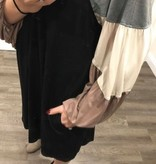 Madison Colorblock Gypsy Dress