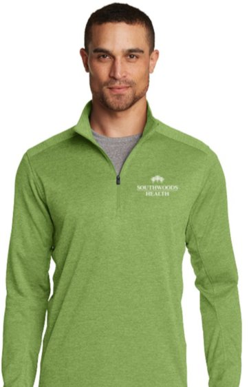 Southwoods Men's Pixel Pullover