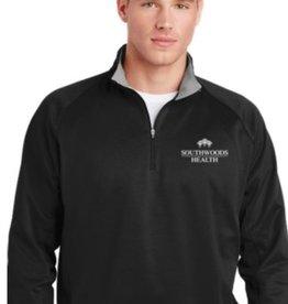Southwoods Men's Sport-Wick Fleece Pullover (2 Colors)