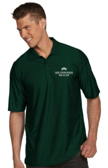 Southwoods Men's Illusion Polo