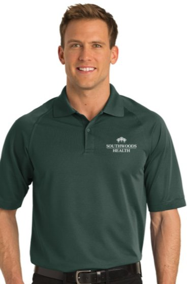 Southwoods Men's Dry Zone Polo