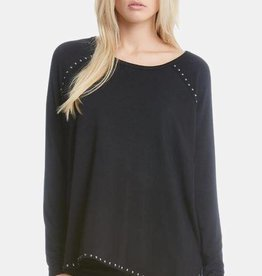 Fifteen Twenty Studded Hi-Lo Top