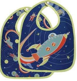 Ore Originals Outerspace Mini Gift Bib Set