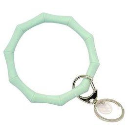 Bangle & Babe Bamboo Inspired Bangle & Babe Bracelet Key Ring