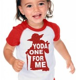 Fly Kidz Yoda The One For Me Onesie