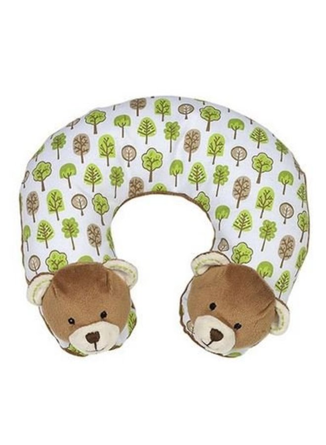 Cocoa the Bear Travel Pillow