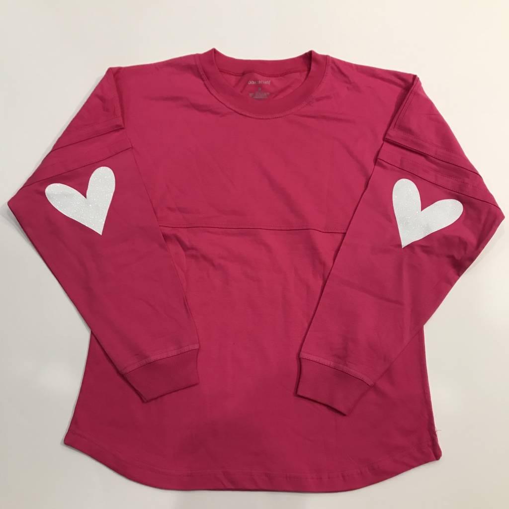 Sweet Caroline Heart Elbow Jersey
