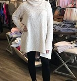 Jodifl Betty Boucle Pullover Sweater
