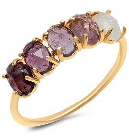 Tai February Ombre Birthstone Ring