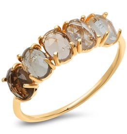 Tai June Ombre Birthstone Ring