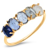 Tai September Ombre Birthstone Ring