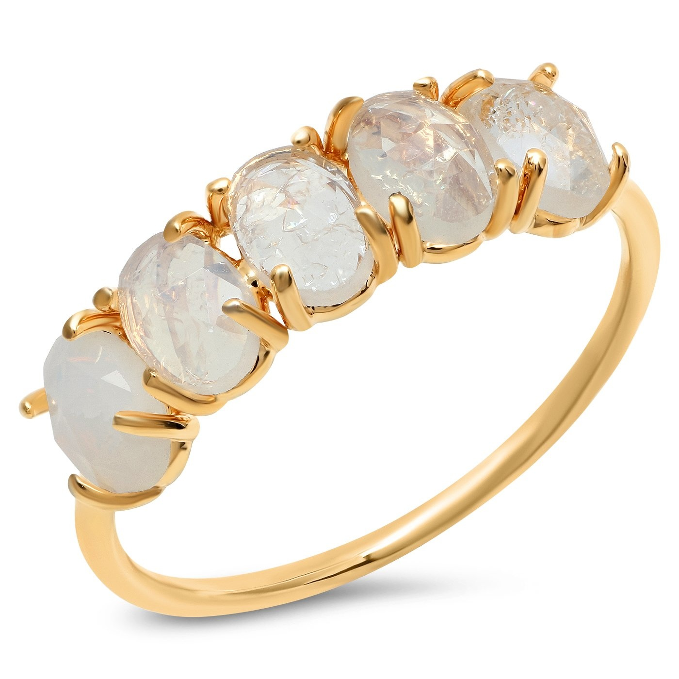 Tai October Ombre Birthstone Ring