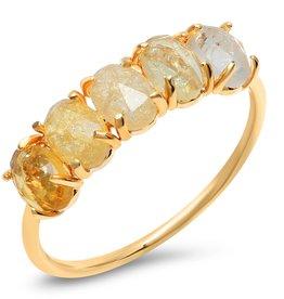 Tai November Ombre Birthstone Ring