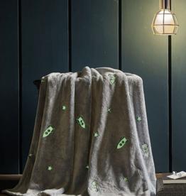 Duke Imports Inc. Glow in the Dark Kid's Blanket -