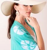 Avenue Zoe Floppy Straw Hat