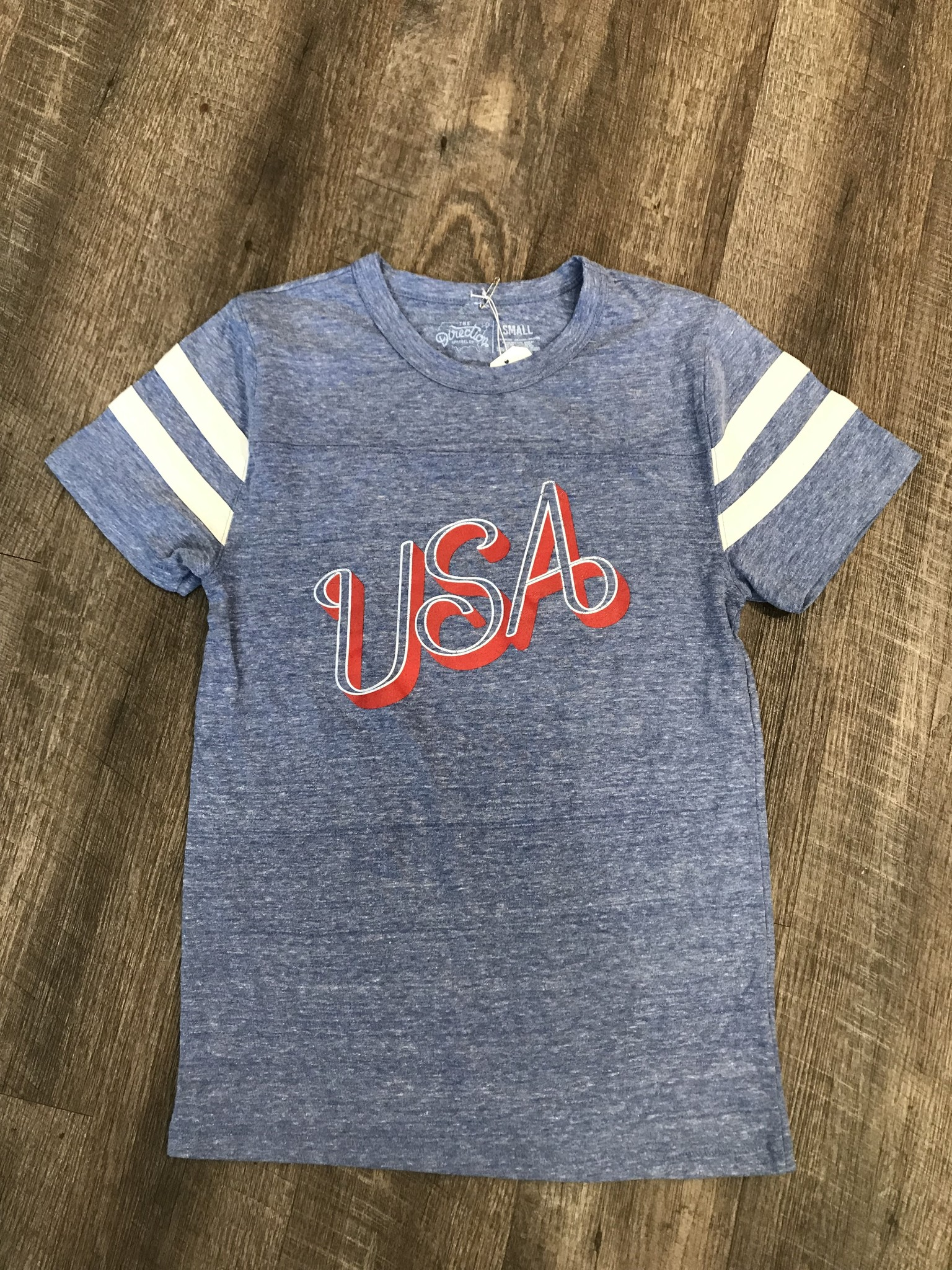 The Direction USA Jersey Tee