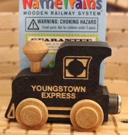 Maple Landmark Youngstown Express Engine