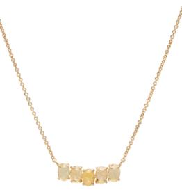 Tai Birthstone Necklace - November