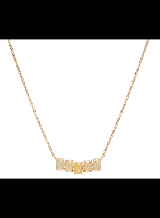 Birthstone Necklace - November