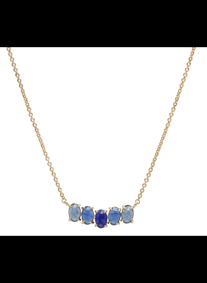 Birthstone Necklace - September