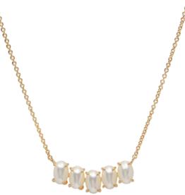 Tai Birthstone Necklace - June
