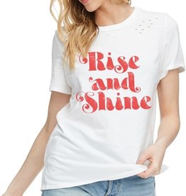 Zutter Rise & Shine Graphic Tee