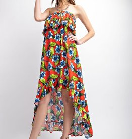 Easel Sunset Dress