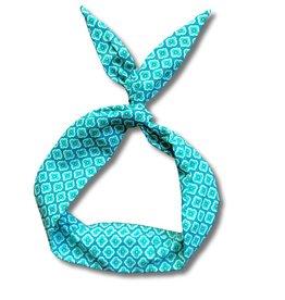 Byrd Byrd Headband - Turquoise