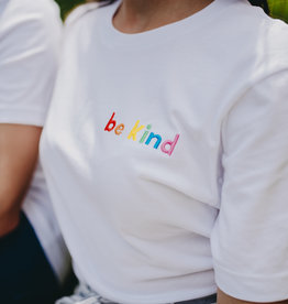 Alphabet Bags Be Kind Adult Tee